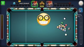 8 Ball Pool : Latest Freeze Trick or Opponent Time Waste Trick [PART 1]