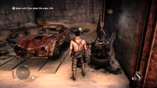 Mad Max (PC) Gameplay 04 - Into Madness