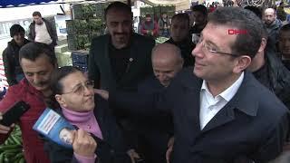 Ekrem İmamoğlu'na Erdoğan'ın fotoğrafının bulunduğu broşürü gösterdi