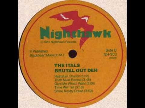 The Itals In Deh