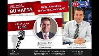 TRT Radyo 1 - Dijital Hayat Bölüm 39 | Dijital Avrupa'ya Yön Veren Kurum: CEPIS thumbnail
