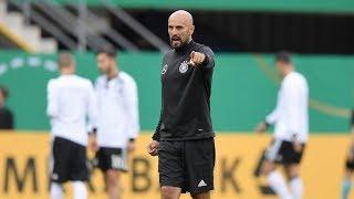 """U21 - Aller guten Dinge sind """"3 Fragen an Antonio di Salvo"""""""