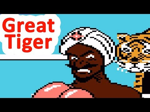 How To Beat Great Tiger - NES - Mike Tyson's Punch-Out!!