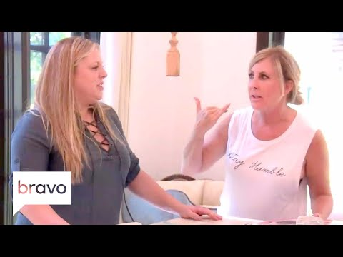 RHOC: Vicki Wants Shannon to Stop Blaming Her (Season 12, Episode 6) | Bravo