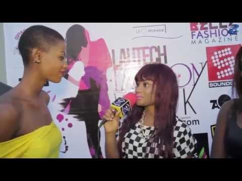 Lautech fashion week launch party 2015