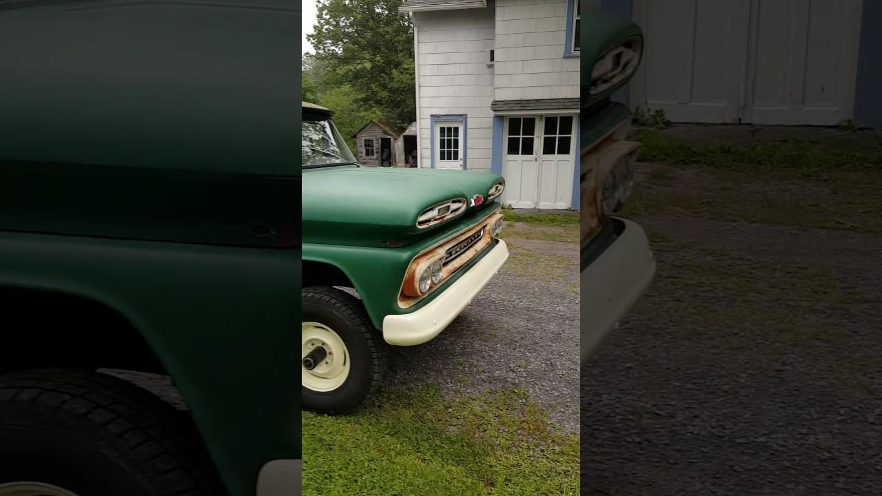 1961 Chevy Suburban 4x4