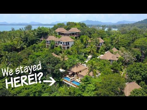 Koh Lanta's MOST BEAUTIFUL Resort - Crown Lanta Resort & Spa Review