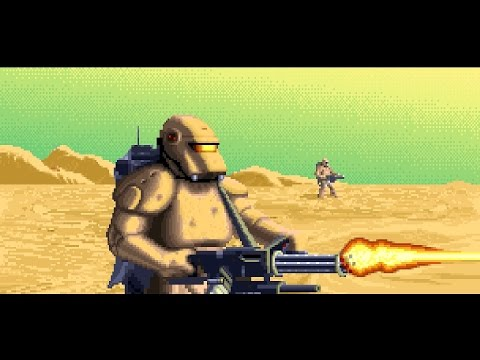 Dune The Battle For Arrakis Walkthrough/Gameplay Sega Genesis HD 1080p 60fps