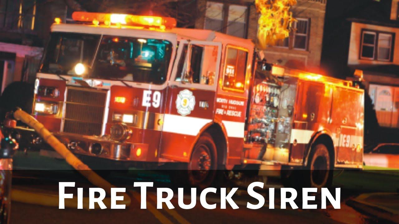 fire truck siren circuit [ 1280 x 720 Pixel ]