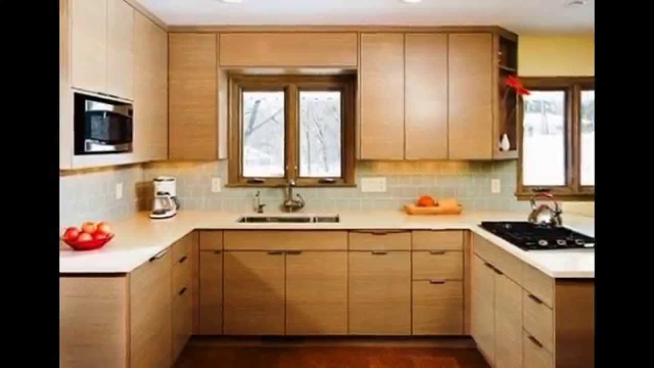 Modern kitchen room design youtube for Kitchen design nepal