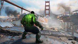 Marvel's Avengers Gameplay (PC UHD) [4K60FPS]