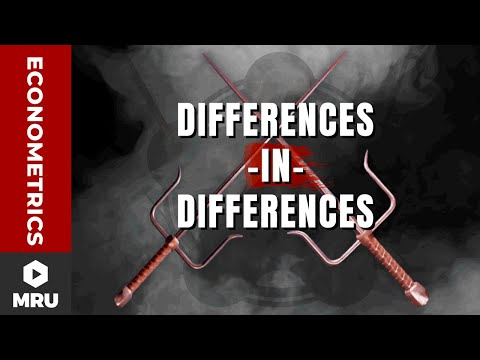 Introduction to Differences-in-Differences