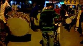 Best Ever Latest Nasik / Nashik Dhol with Banjo Clear HD Sound, Mumbai, India 2014 [HD VIDEO]