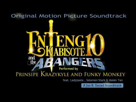 ENTENG KABISOTE 10 AND THE ABANGERS ORIGINAL MOTION PICTURE SOUNDTRACK | HD |