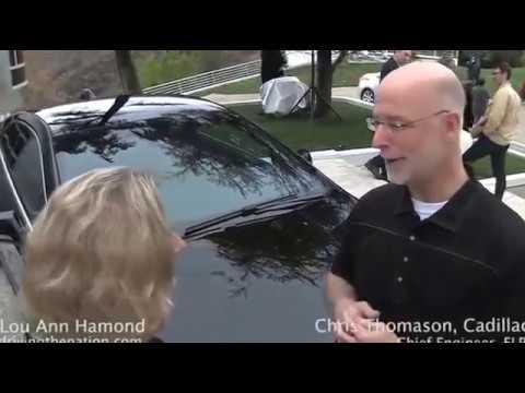 Chris Thomason, Cadillac ELR engineer, on Driving the Nation