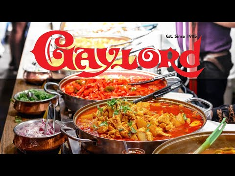 Gaylord Indian Restaurant Special Buffet Night On 15th Aug 2019