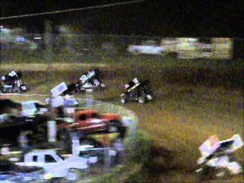 Sprint #2 Main @ Toccoa Speedway August 31st 2014