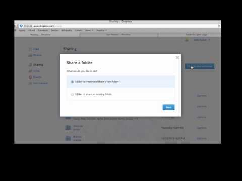 Dropbox Intro (very informal)