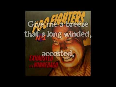 Foo Fighters   Exhausted   Lyrics   HD