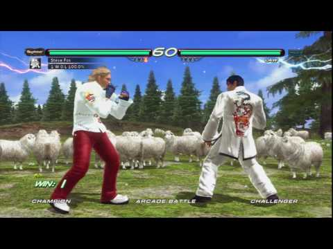 EVO 2010 Tekken 6 Grand Finals: Nin vs. Rip