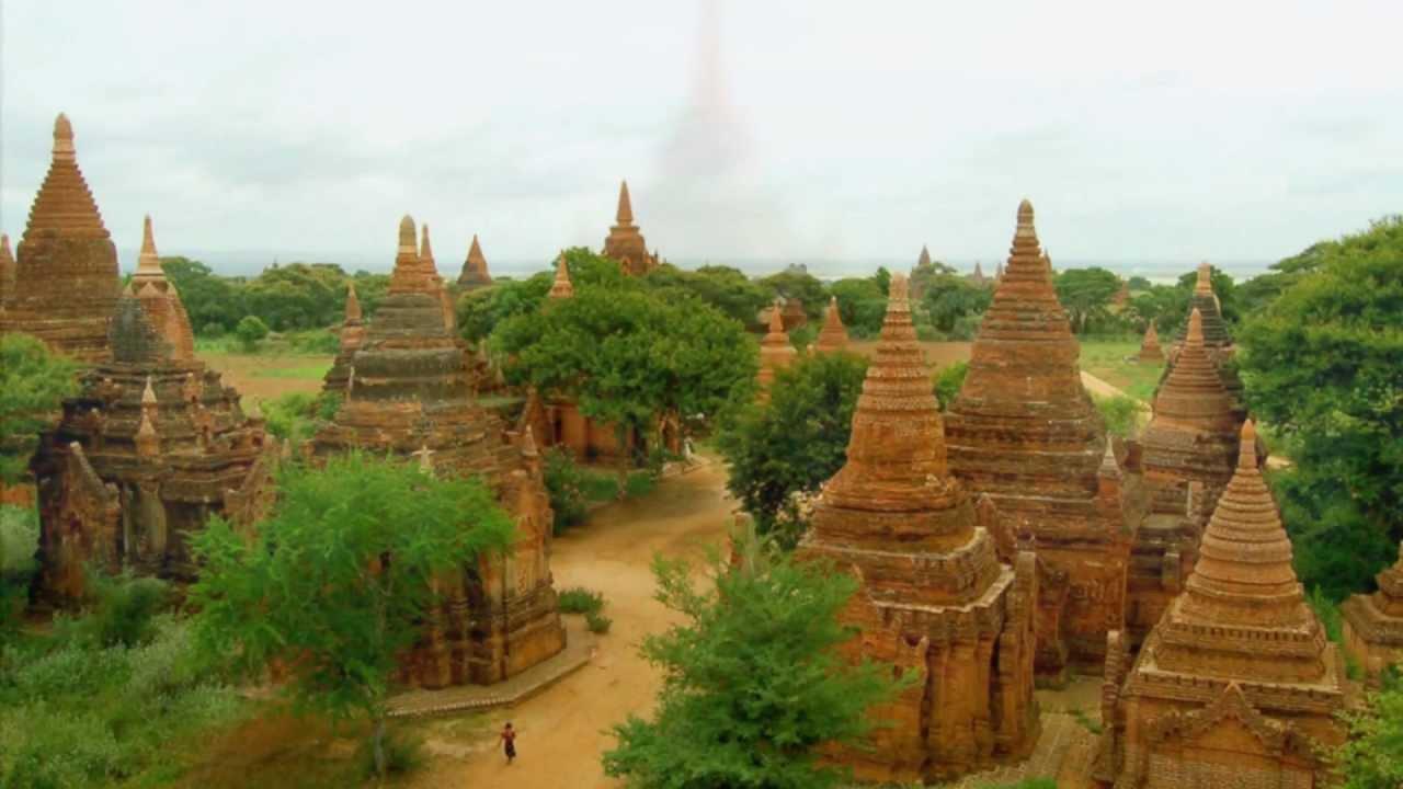 Beautiful nature of Myanmar ( Music - Kitaro's matsuri ...