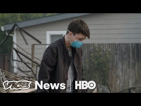 See The Devastation of California's Still-Roaring Wildfires  (HBO)