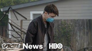 See The Devastation of California's Still-Roaring Wildfires  (HBO)