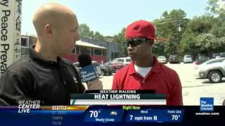 What is Heat Lightning?