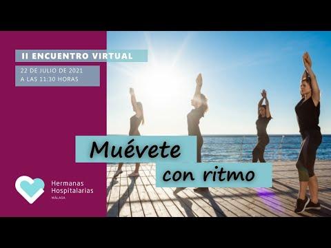 || Encuentro Virtual. Muévete con ritmo.
