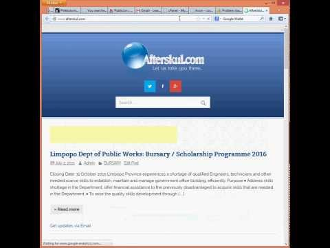 How To Apply For A Learnership Or Internship