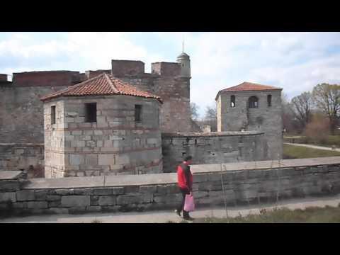 """Крепост""""Баба Вида""""  The Baba Vida Fortress"""