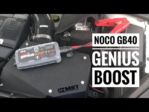 NOCO Boost GB40 UltraSafe Jump Starter   Product Review