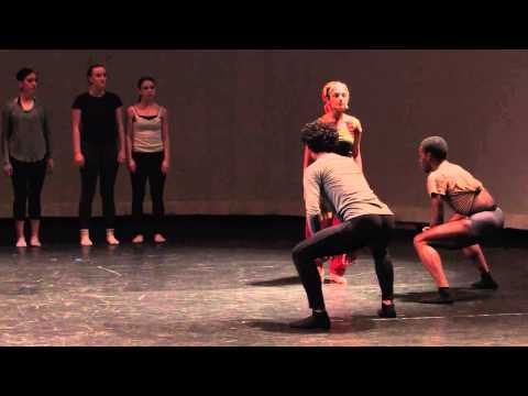 Delilah Gamson Levy | Choreography | 2015 YoungArts LA