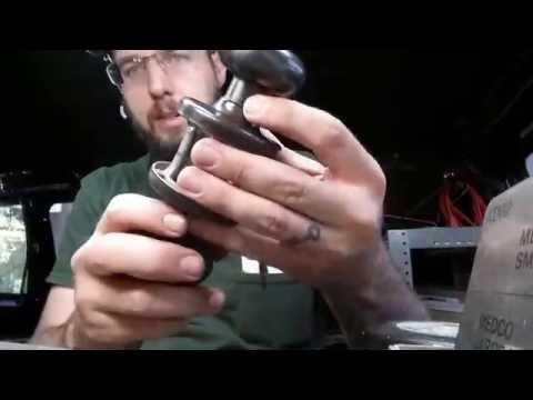 "Remove a Kwikset Knob Lock Set With No Screws and No detent, The Secret ""Catch"""