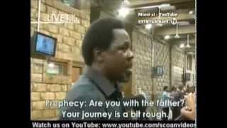 SCOAN 13 April 2014: Prayer Line, Prophecies & Deliverance With Prophet TB Joshua (Part 1/2)