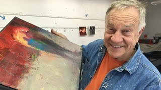 """BobBlast 119 """"Deckle and Gesso your Watercolor Paper."""""""
