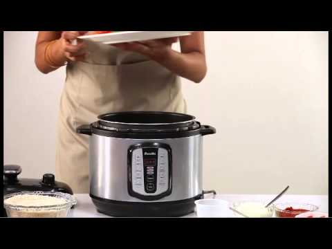 Preethi Touch Electric Pressure Cooker Youtube