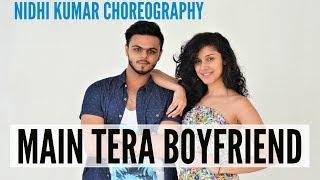 Main Tera Boyfriend Song | Raabta | Arijit Singh - Dance Choreography | Nidhi Kumar