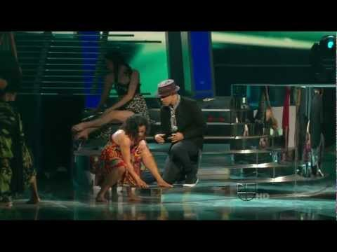 Prince Royce - Corazón Sin Cara (live) FULL HD 1080p (G_G)