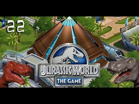 Brawlasaurs at the Visitors Center | Jurassic World: The Game [Episode 22]