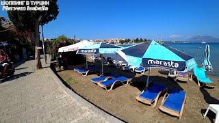 Отдых в Турции Датча дорогие отели песчаный пляж и почти нет наших