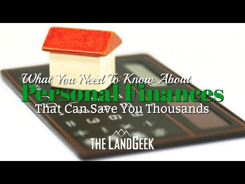 What You Need To Know About Personal Finance That Can Save You Thousands