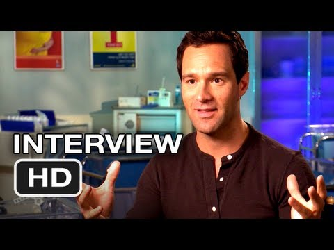 3 Stooges - Chris Diamantopoulos (Moe) Interview (2012) HD Movie