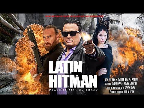 Latin Hitman   ACTION MOVIE   Crime   Damian Chapa   Free Full Movie