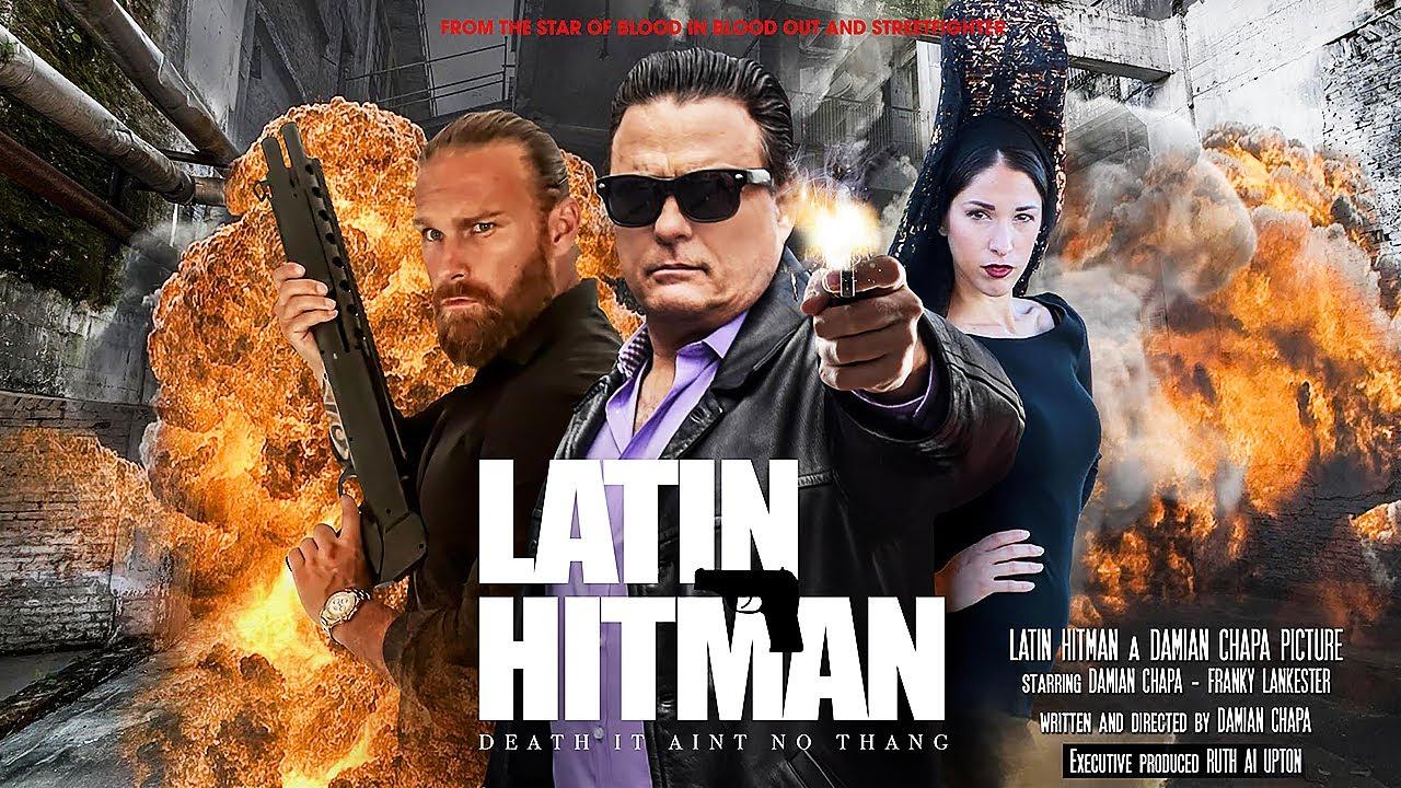 Download Latin Hitman | ACTION MOVIE | Crime | Damian Chapa | Free Full Movie