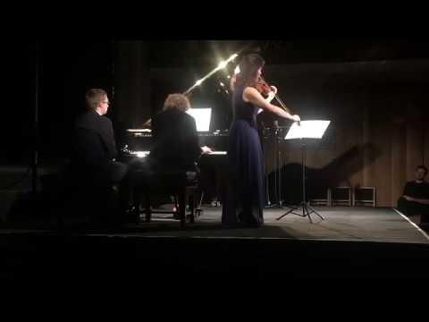 Tasmin Little & Piers Lane perform at Rhinegold LIVE