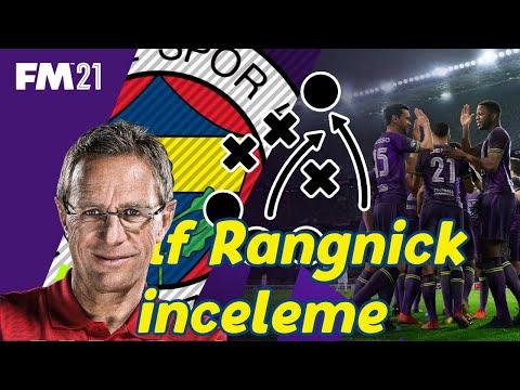 Football Manager 2021 Ralf Rangnick İncelemesi