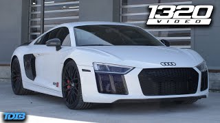 homepage tile video photo for 1320Video TWIN TURBO Audi R8 Review! 1200HP of ALPHA POWER