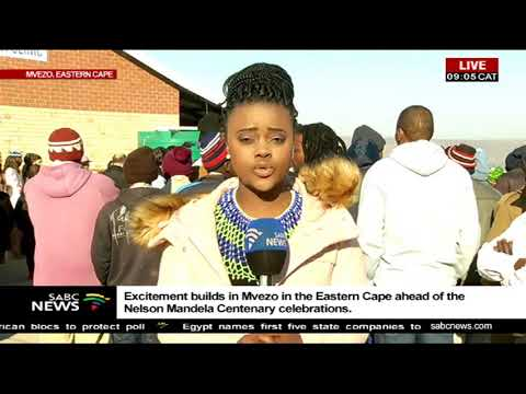 UPDATE: Nelson Mandela International Day celebrations in Mvezo