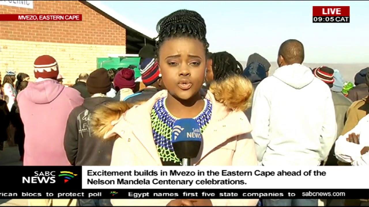 Nelson Mandela International Day celebrations begin in Mvezo